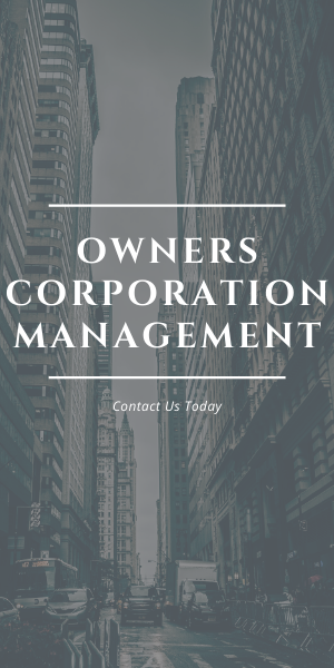 Owners Corporation Management